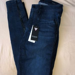 GUESS JEANS LACEY STRIP